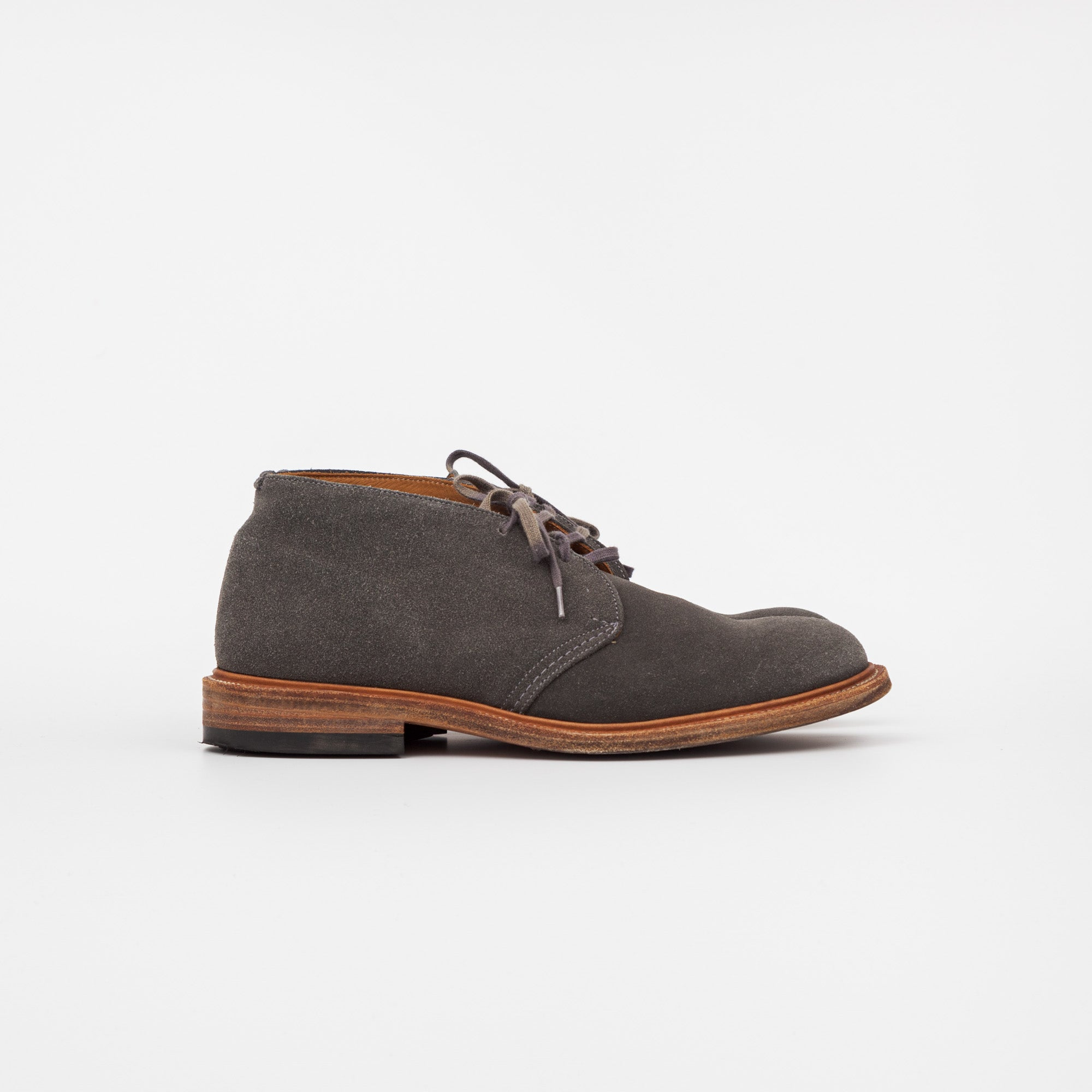 Tricker's Guildford Suede Chukka Boot