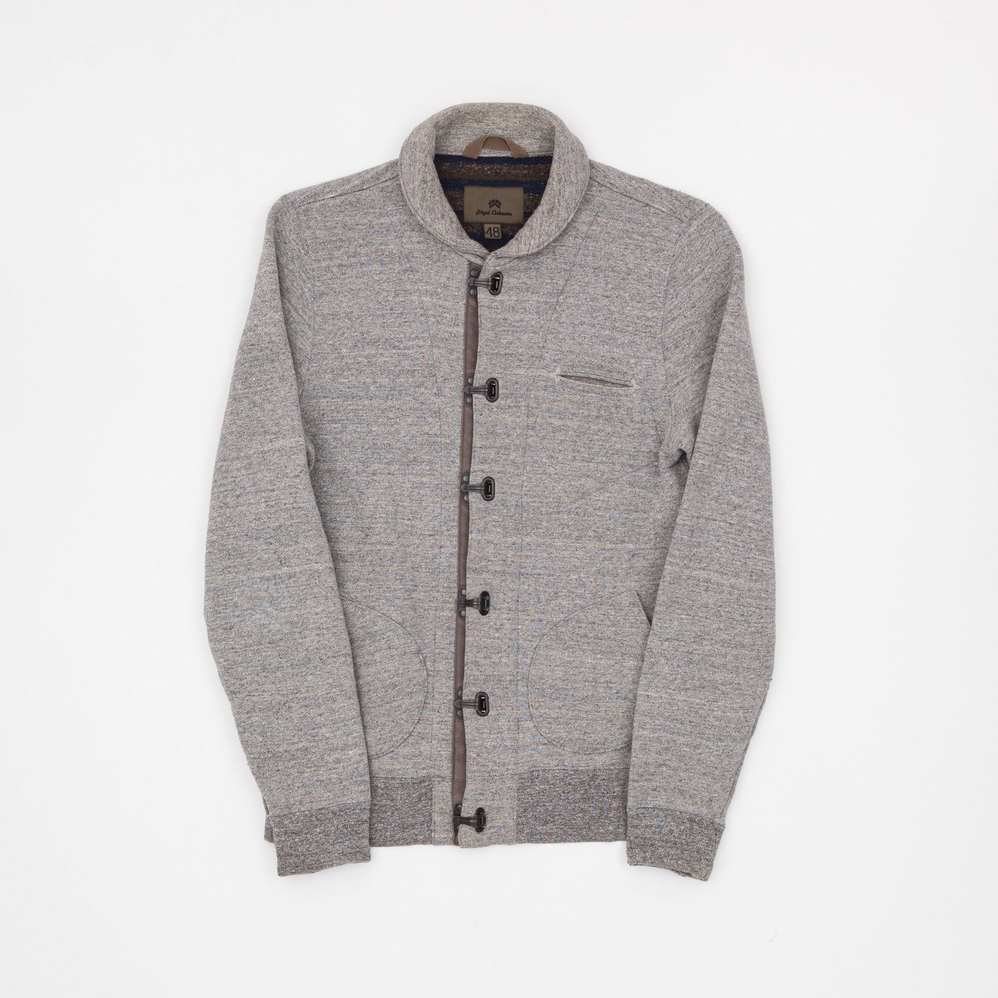 Nigel CabournBlanket Lined US Clip Jacket