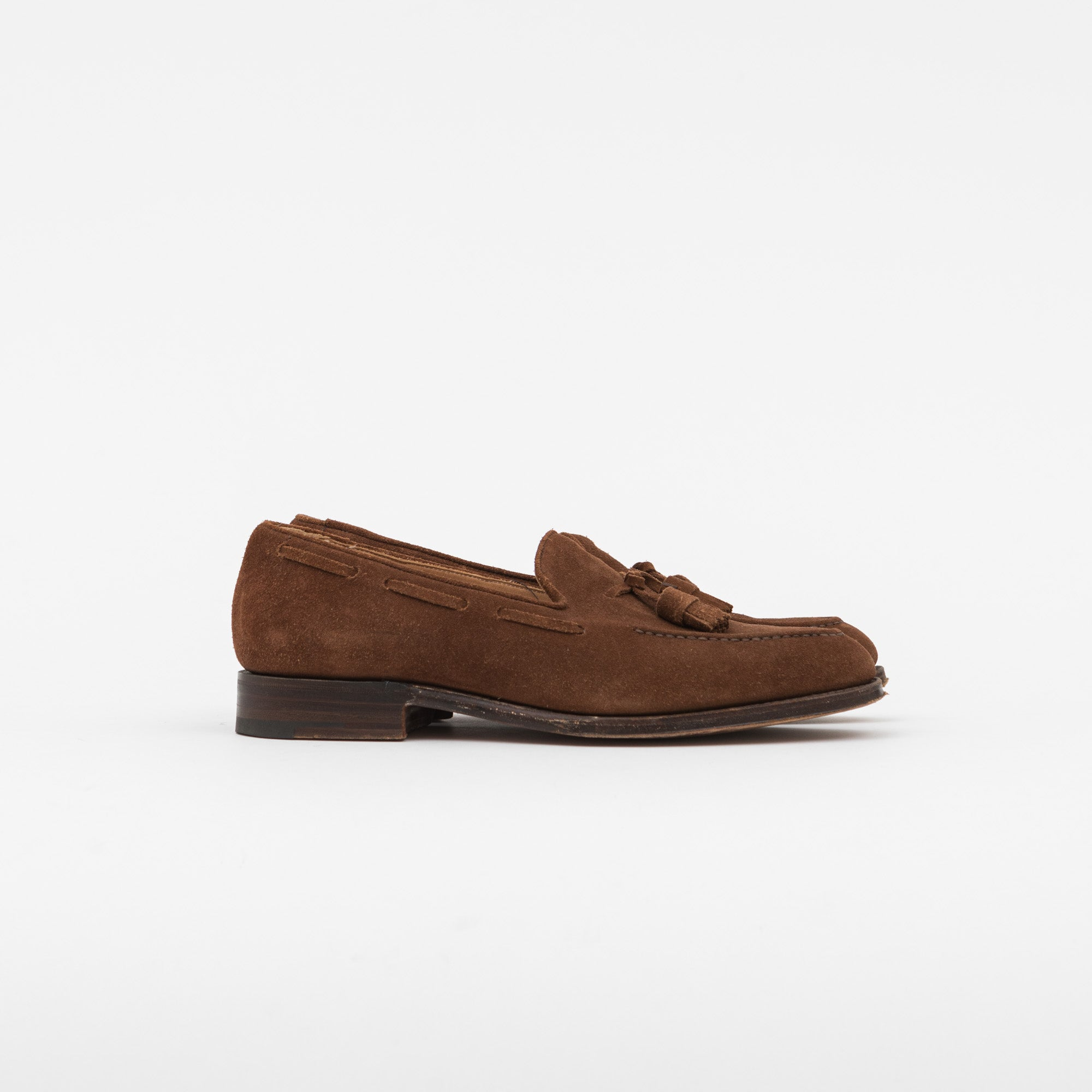 Foster & Son Suede Burford Penny Loafer