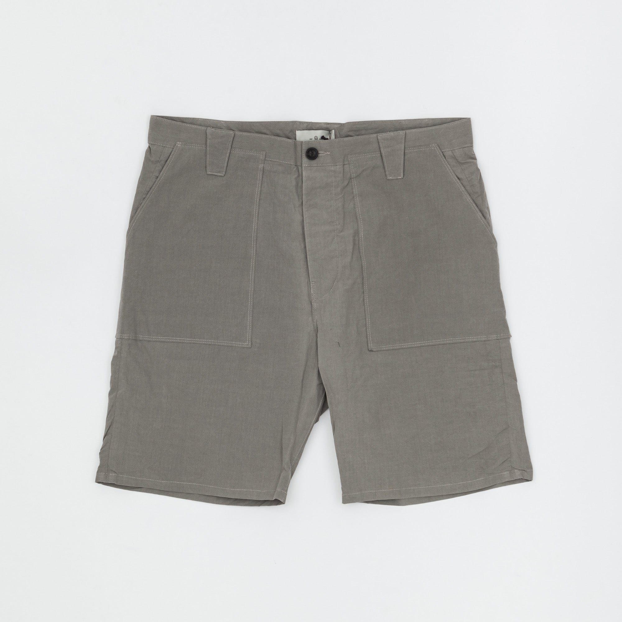 MARKHOR SHORT - MICRO RIPSTOP COTTON