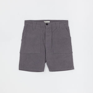 MARKHOR SHORT- ORGANIC COTTON SLUB