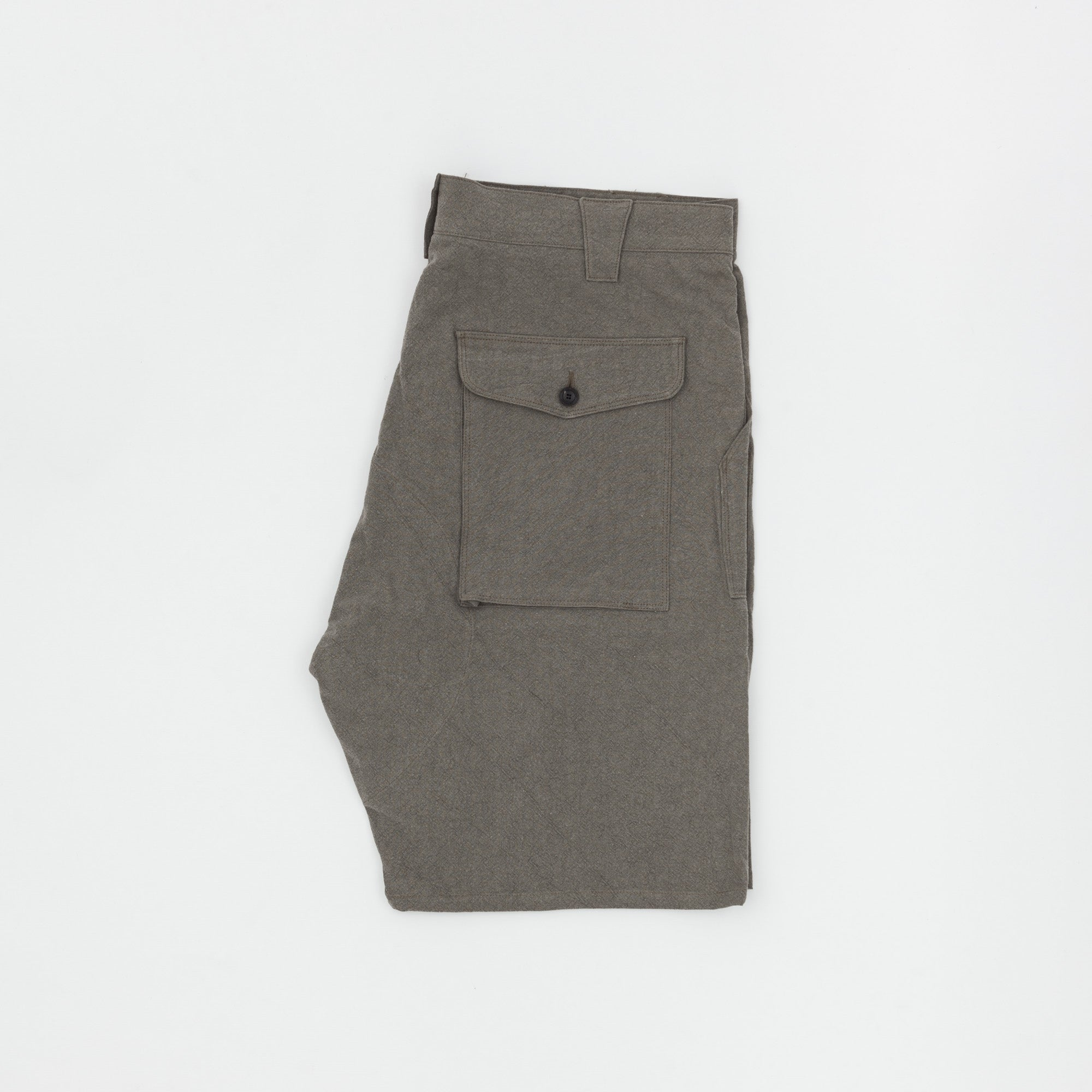 MARKHOR SHORT- COTTON SLUB