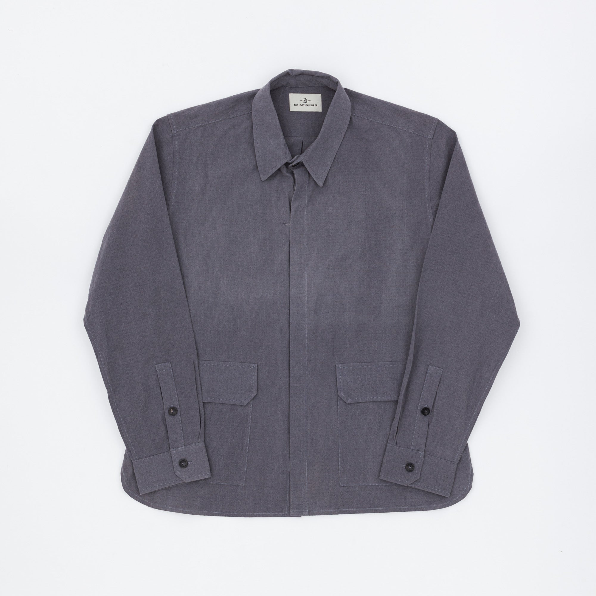 SLOTH JACKET- LARGE COTTON RIPSTOP