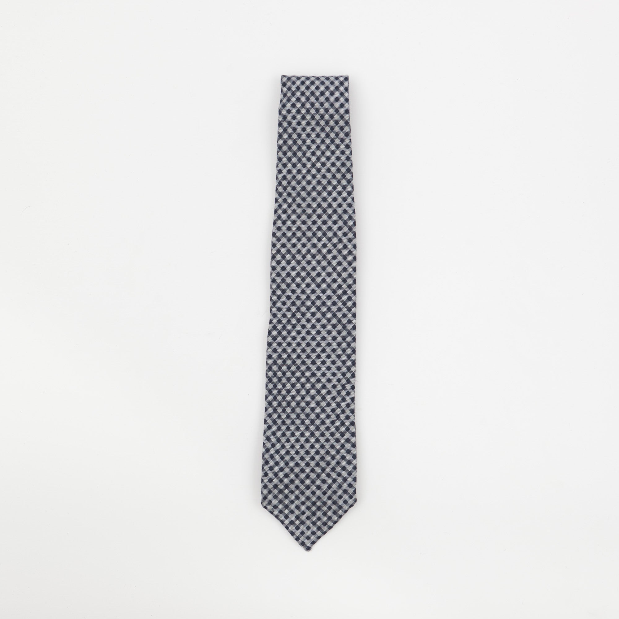 Diamond Checked Tie