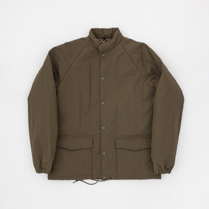 Orslow Water Repellent Puff Nylon Coach Jacket