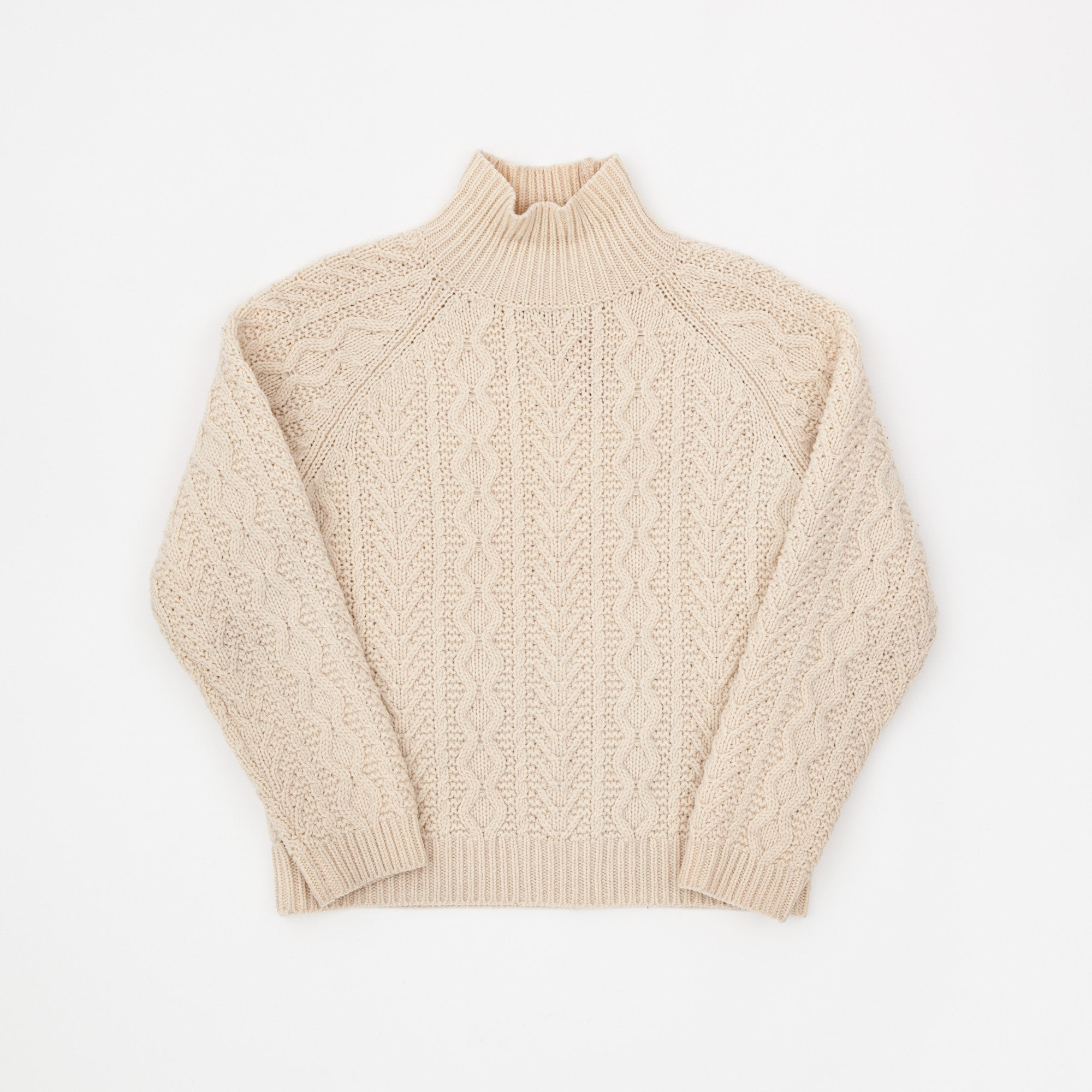 Levi's Vintage Clothing Cable Roll Neck