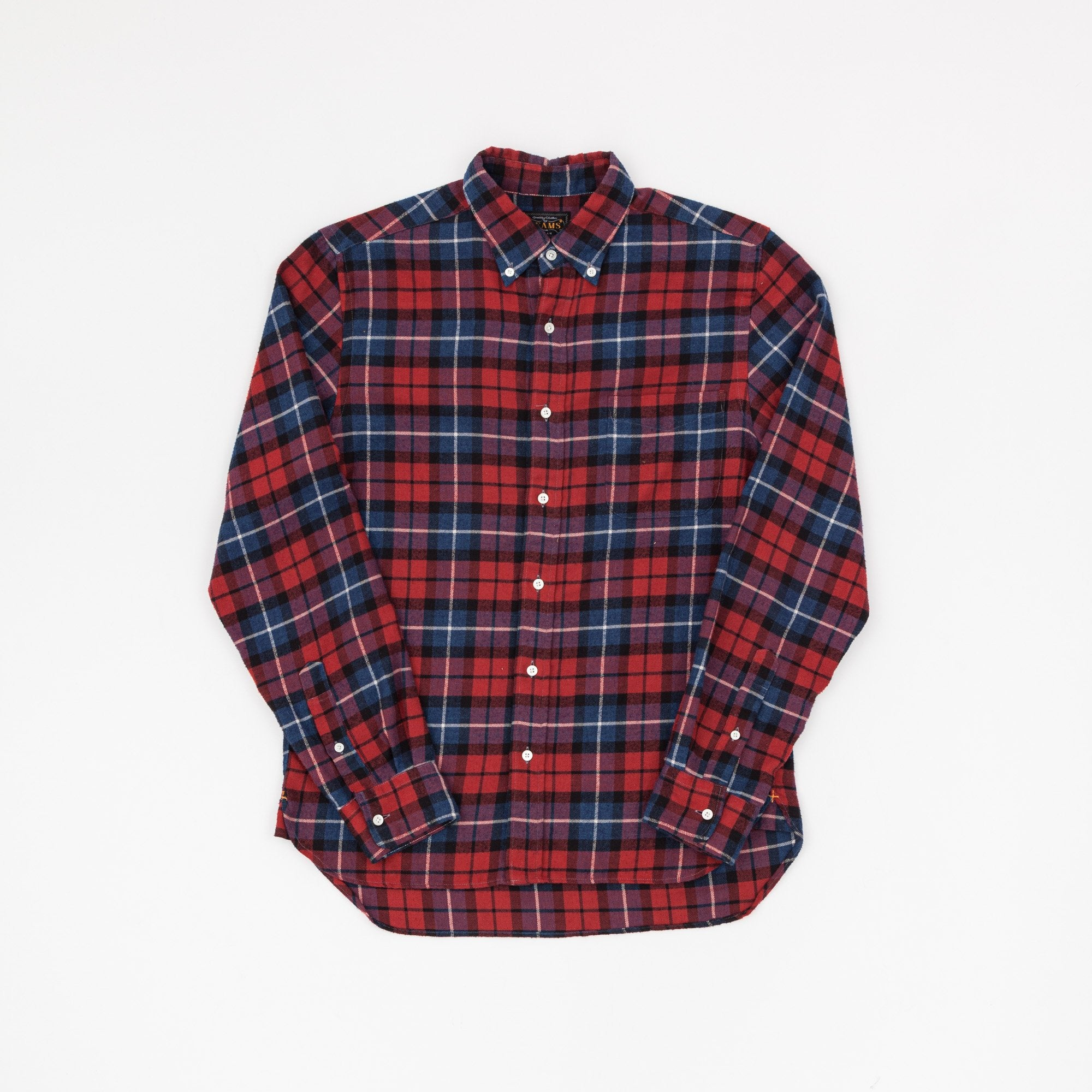 Beams+ Flannel Shirt