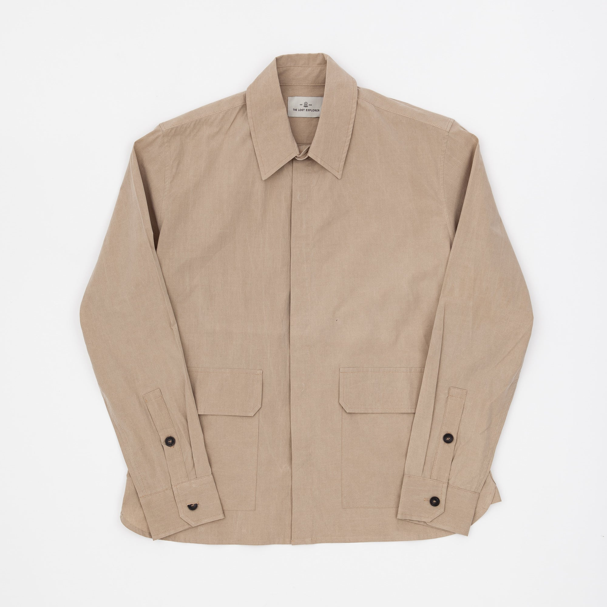 SLOTH JACKET- MICRO-RIPSTOP