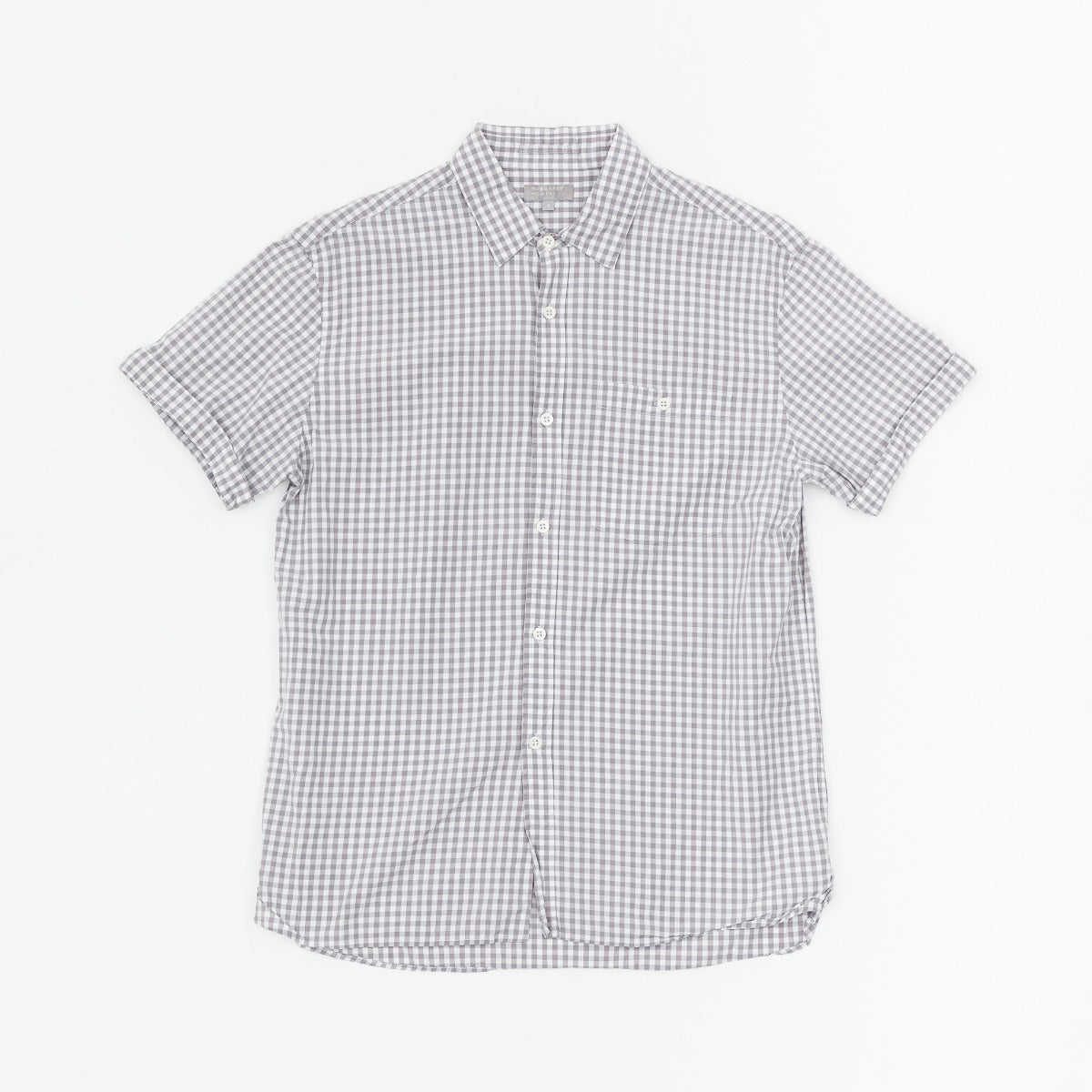 Margaret Howell SS Check Shirt