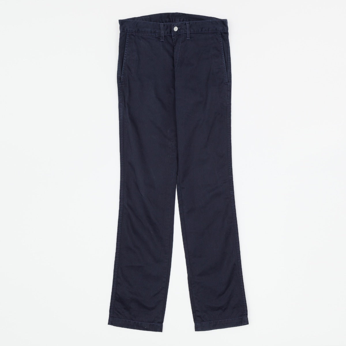 Margaret Howell Navy Chinos