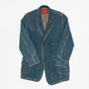 Levi Red Vintage Tail Jacket