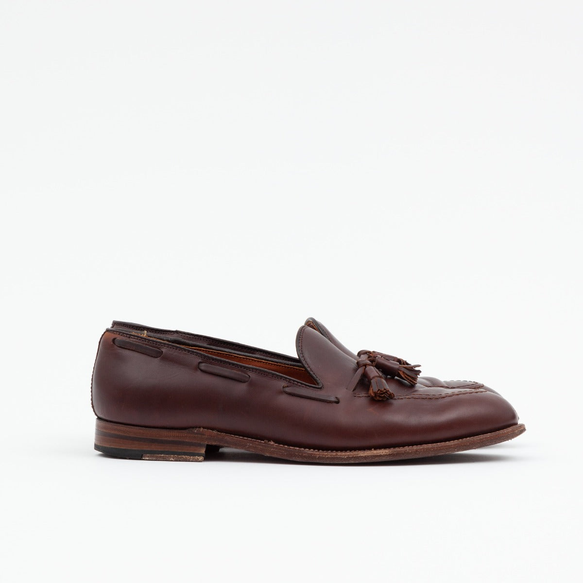 Tassel Moccasin - Brown Chromexcel