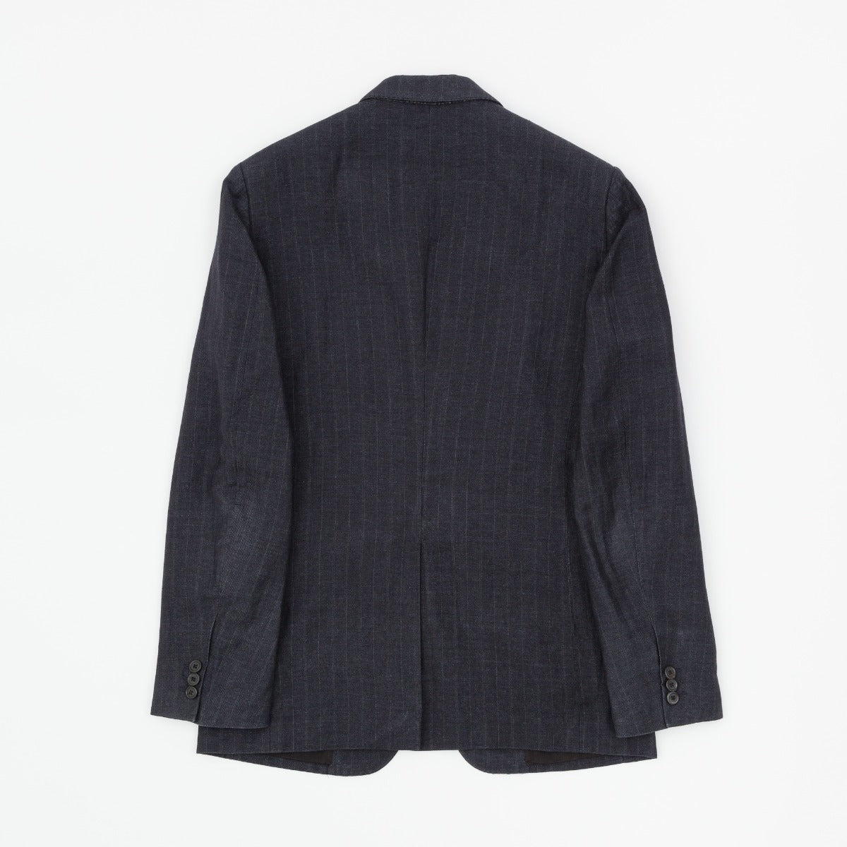 Single Breasted Linen / Wool Suit