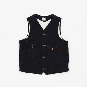 Post O'All's Wool Vest