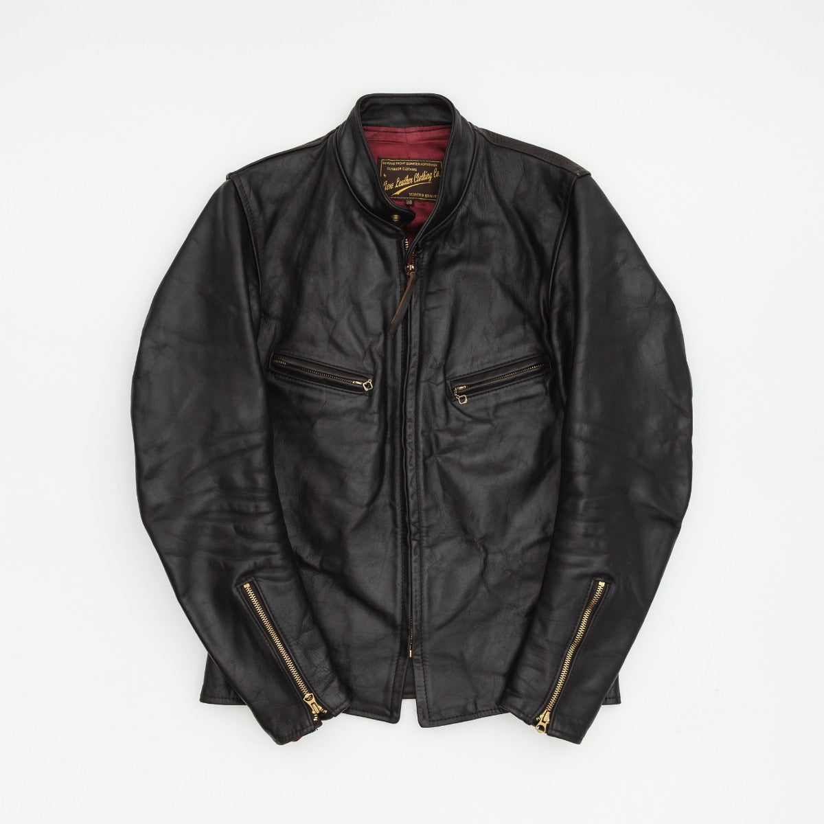 Aero Leather Co Leather Jacket