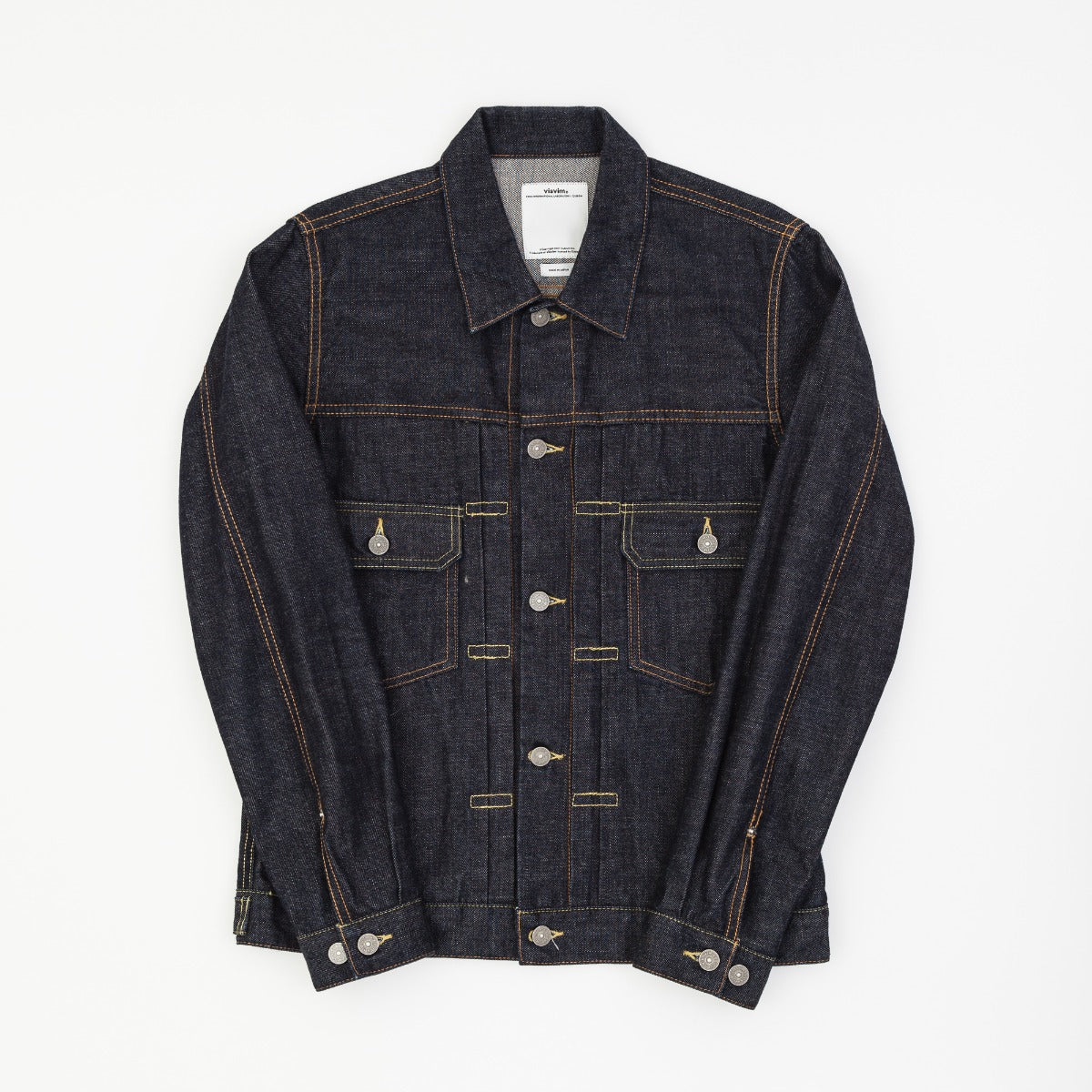Visvim Social Sculpture 101 Jacket