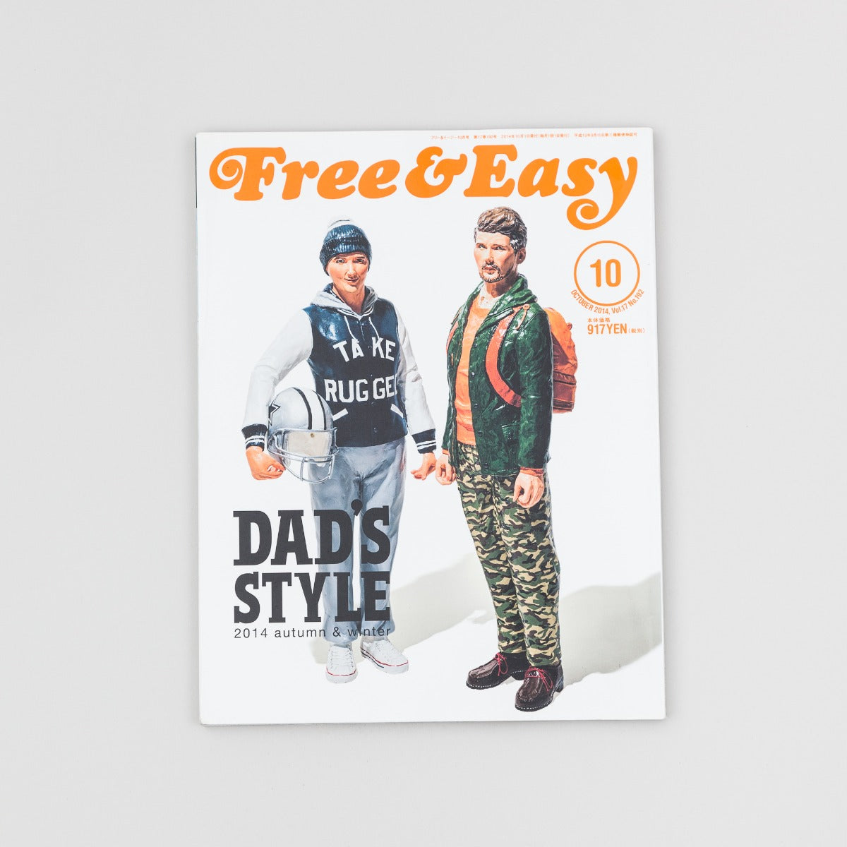 Free and Easy Mag October 2014