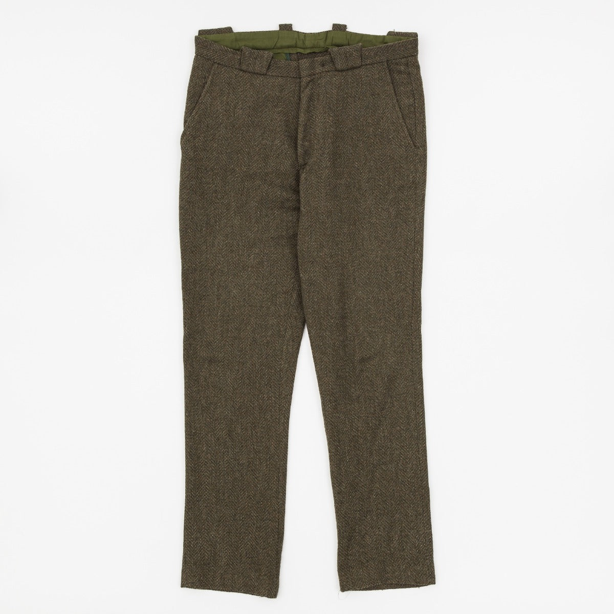 Nigel Cabourn Fox Flannel Suit Trousers