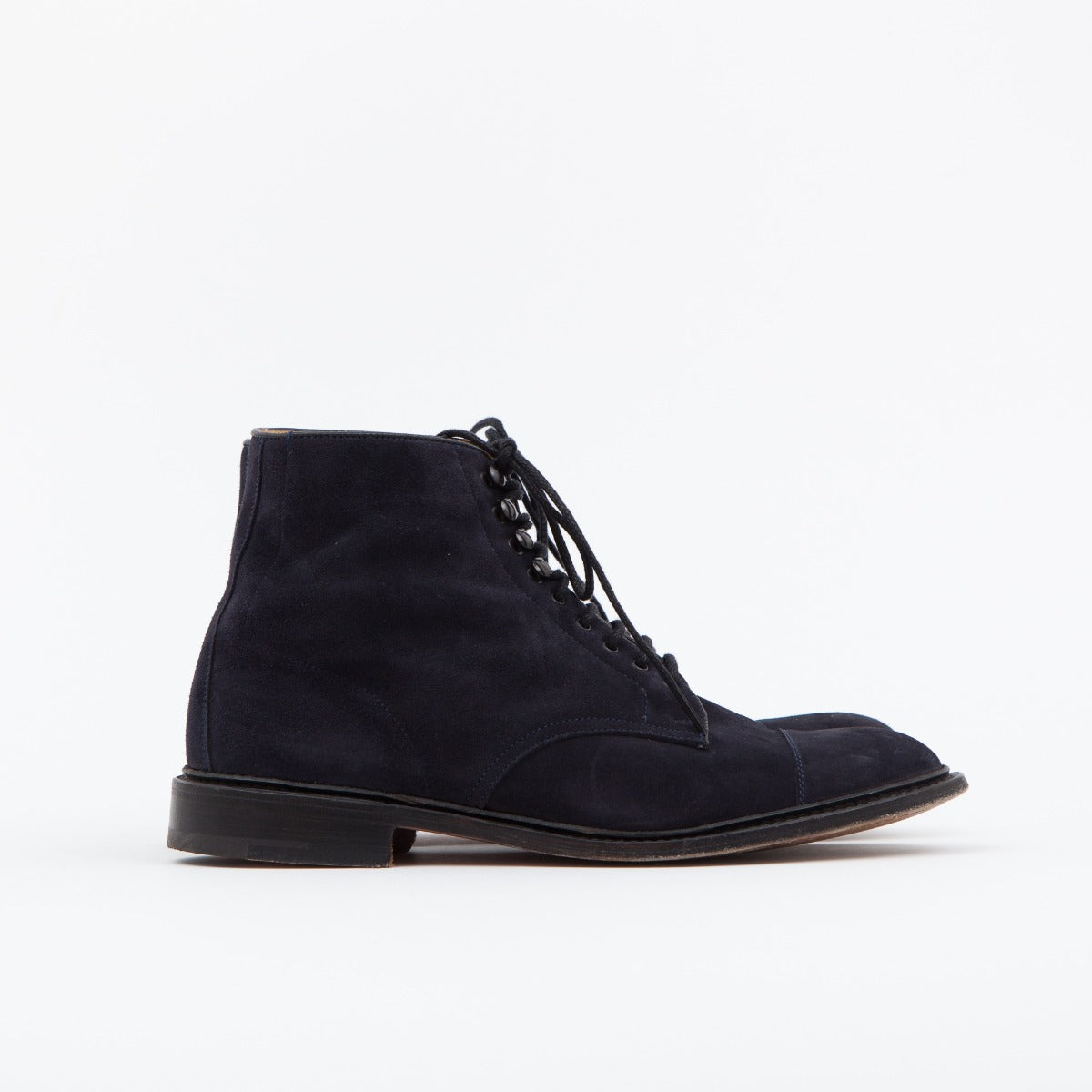 Trickers Suede Boots