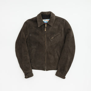 Aero Leathers co. Suede Jacket