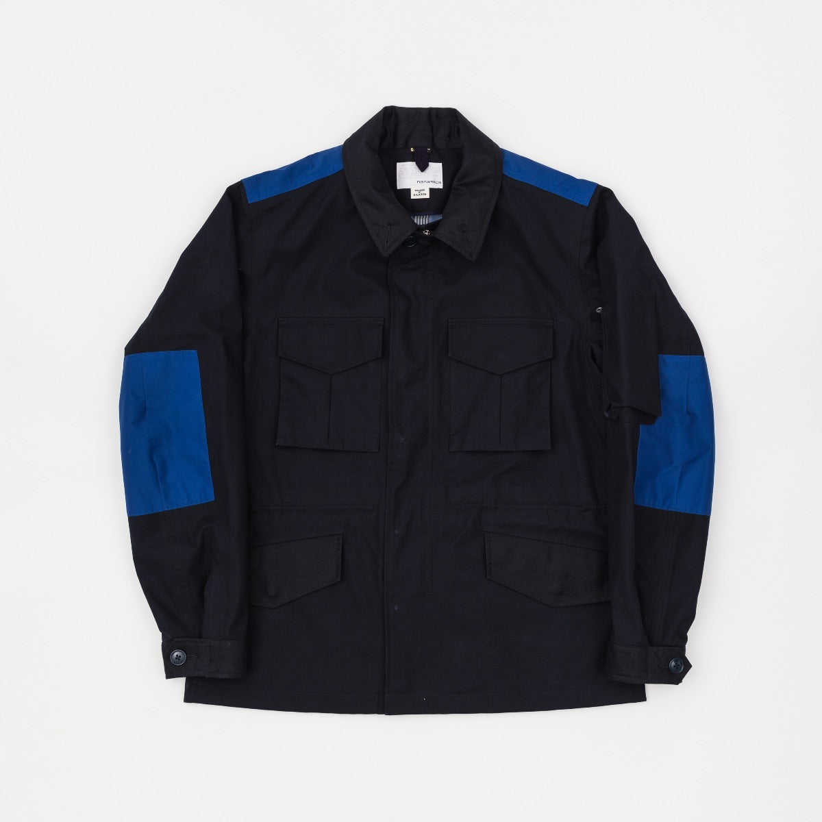 nanamica Military Gore-tex Jacket