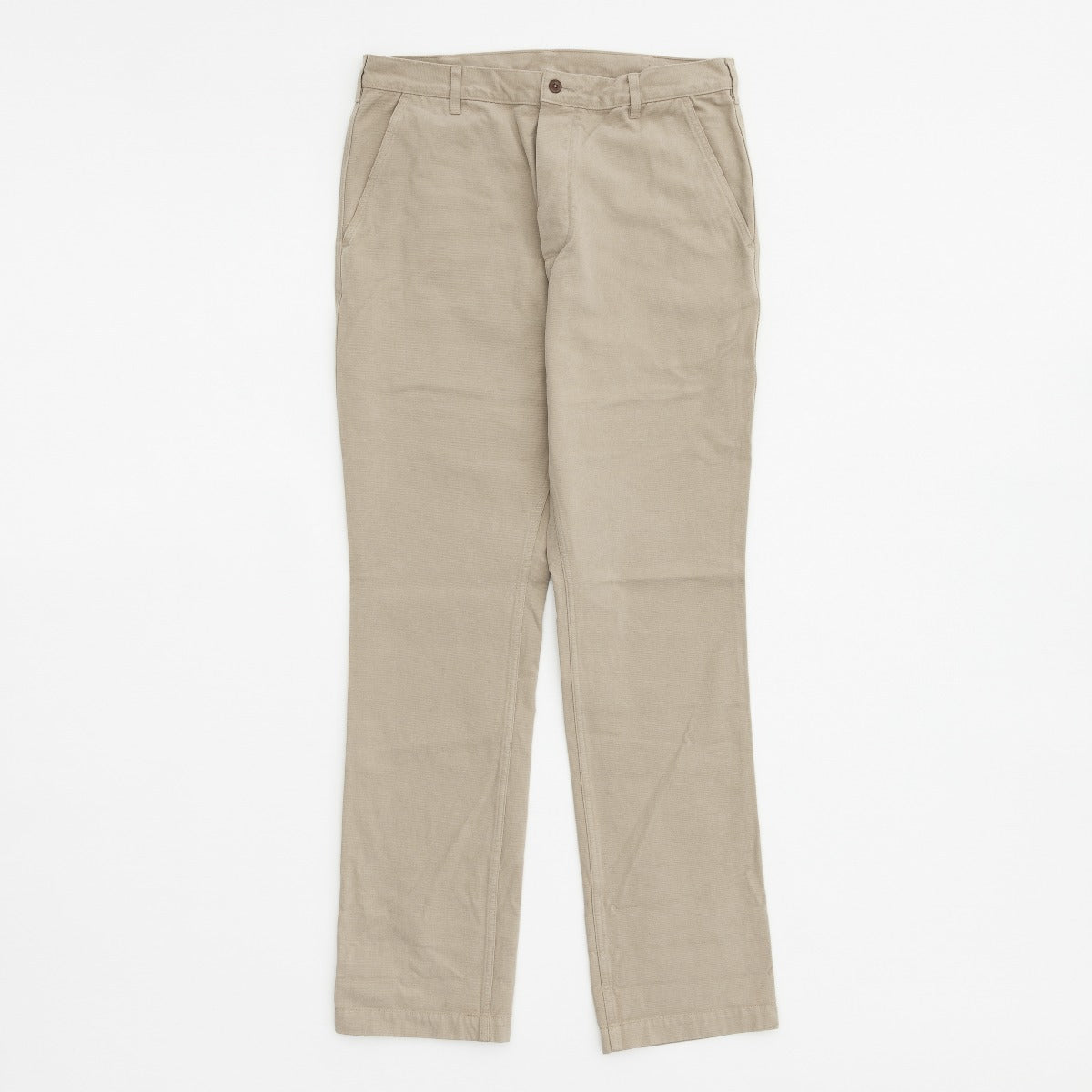 Margaret Howell Light Cotton Worker Trouser