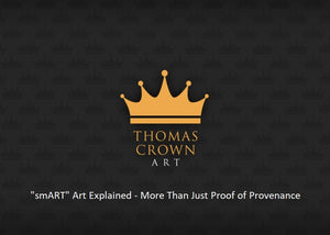 """smART"" Art Explained – More Than Just Proof of Provenance"