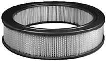 QTY 6 AFE 10592 CARCARE DIRECT REPLACEMENT, AIR FILTER