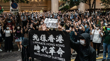 The end of Hong Kong's independence and ensuing threats to sustainability and climate change