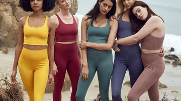 Throw away your ugly, baggy sweatpants! Casual Activewear and Althleisure are here to stay!