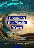 Breaking The Plastic Wave: Without Action, Ocean Plastic will nearly triple by 2040