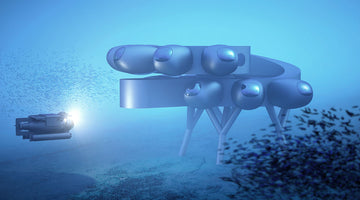 Underwater Space Station Unveiled! Climate Change Implications for Earth's Final Frontier