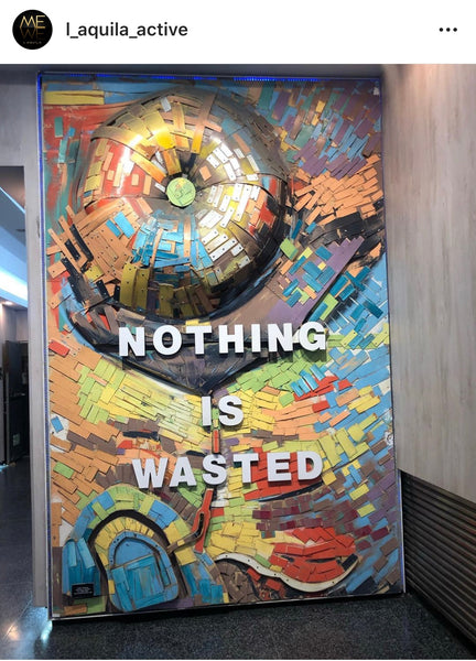L'Aquila Active - Nothing is waste