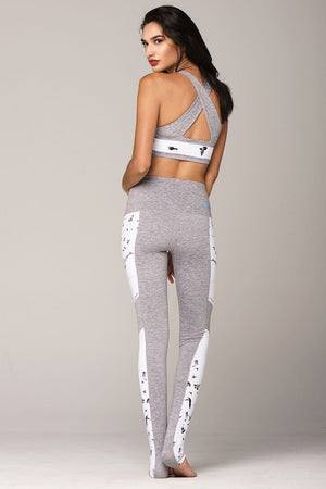 Balanced Reflection Leggings