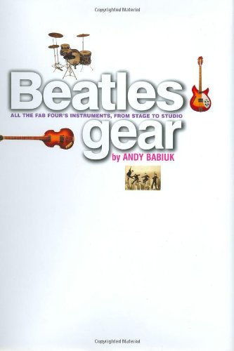 Beatles Gear: All The Fab Four'S Instruments, From Stage To Studio