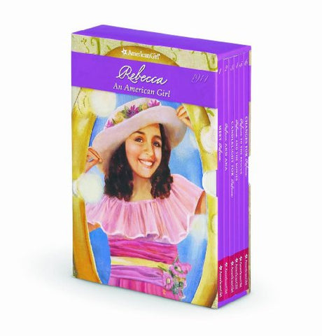 Rebecca Boxed Set (American Girl (Quality))