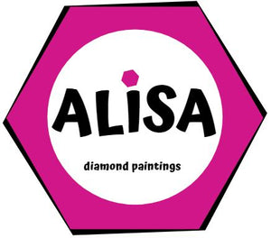 Full Diamond Painting Kits Alisa Paint With Diamonds