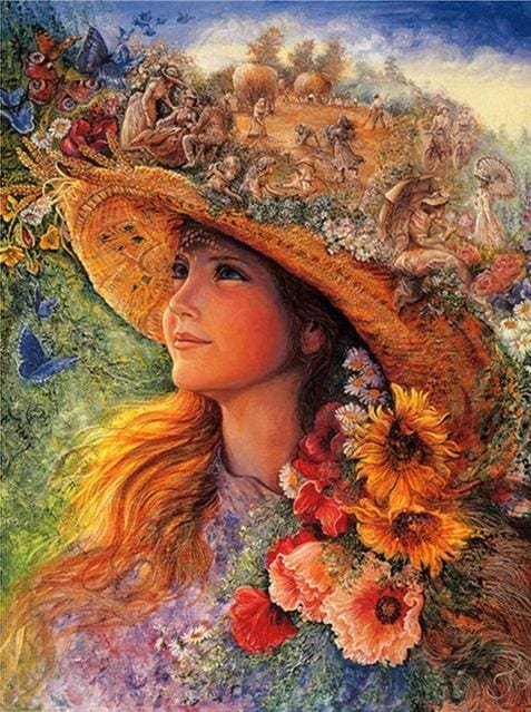 Diamond Painting Embroidery Kit Full Drill Vintage Portrait Alisa Diamond Paintings