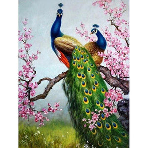 Peacocks Diamond Painting Alisa Diamond Paintings