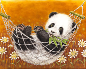 Panda Alisa Diamond Paintings