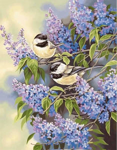 5d Diamond Painting Kit Full Square Drill Lonely Bird ALISA Diamond Paintings