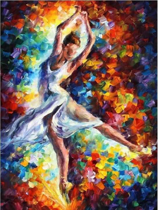 Ballet Girl ALISA Diamond Paintings