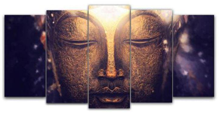 Buddha - Full Drill 5d Diamond Painting Cross Stitch Kit ALISA Diamond Paintings