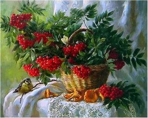 Currant Basket ALISA Diamond Paintings