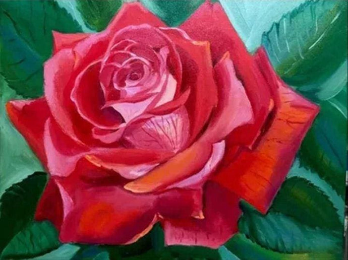 Red Roses Alisa Diamond Paintings