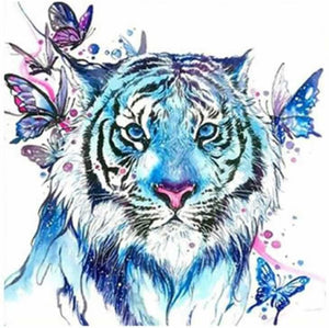The Tiger Full Drill Animal Diamond Painting ALISA Diamond Paintings