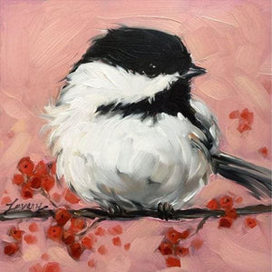 Diamond Painting Little Bird Full Pasting Area ALISA Diamond Paintings
