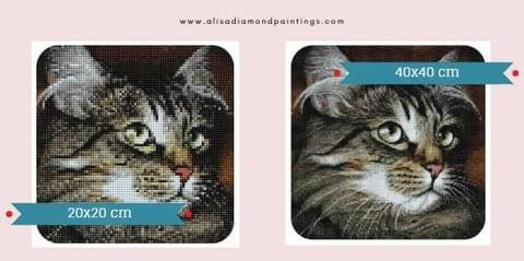 Finished Diamond Painting Cross Stitch Kit Full Coverage 5d Rhinestone Art Kits Dimension