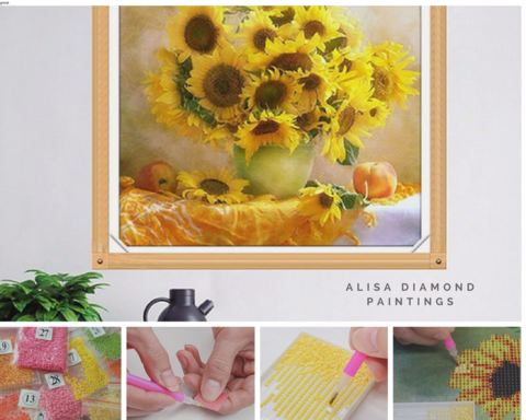 Diamond Painting Step By Step Intro And How To