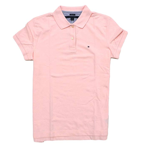 c82cc68d90504 Tommy Hilfiger Women s Easy Fit Polo Shirt - MiamiPolos.com